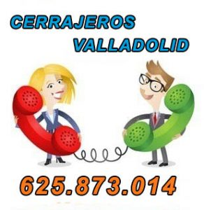 cerrajero en Valladolid